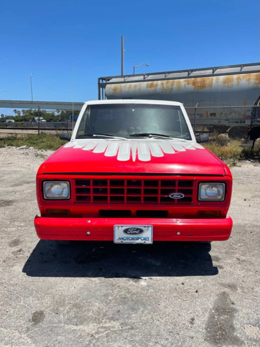 7th Image of a 1984 FORD RANGER
