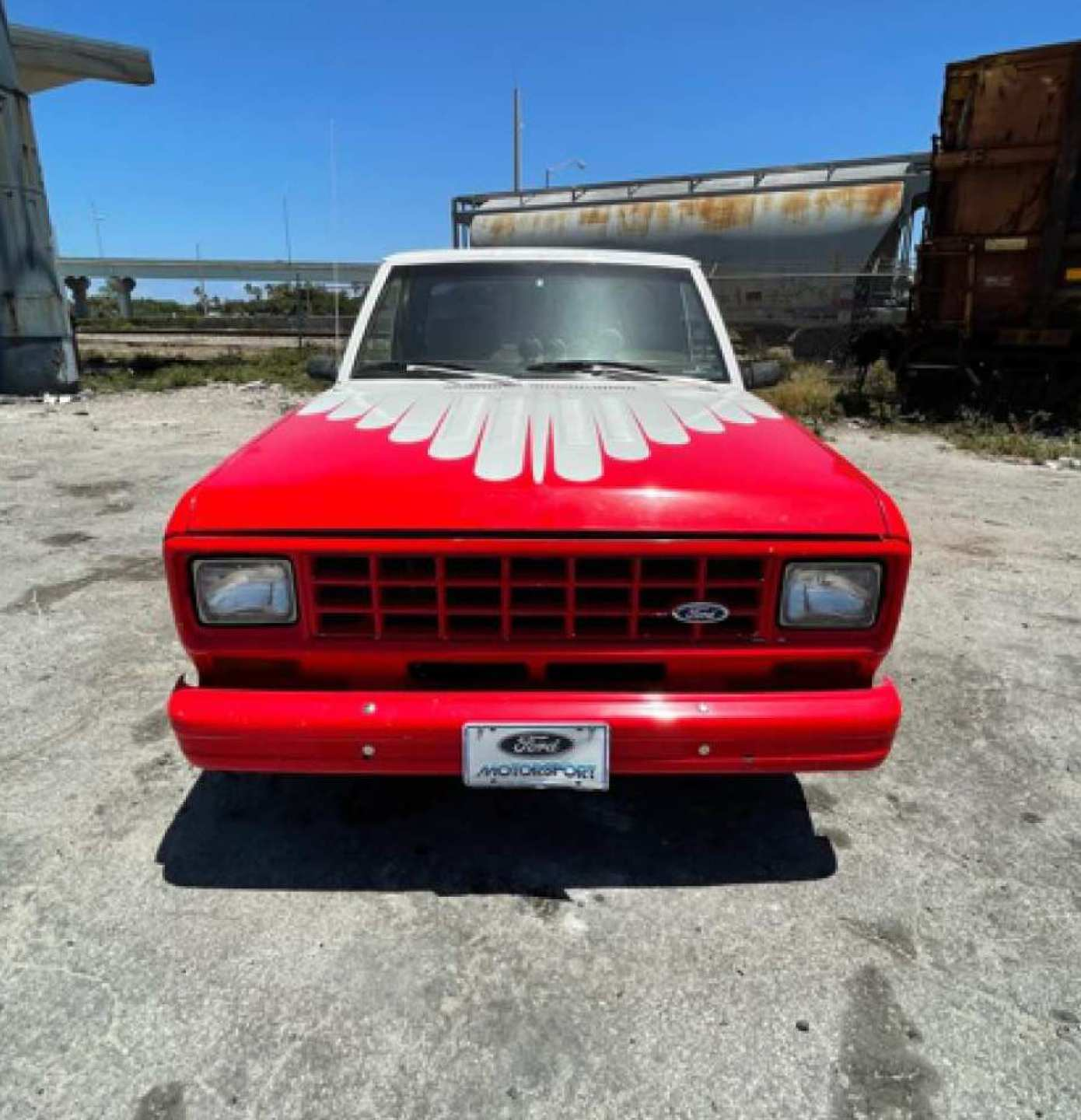 10th Image of a 1984 FORD RANGER