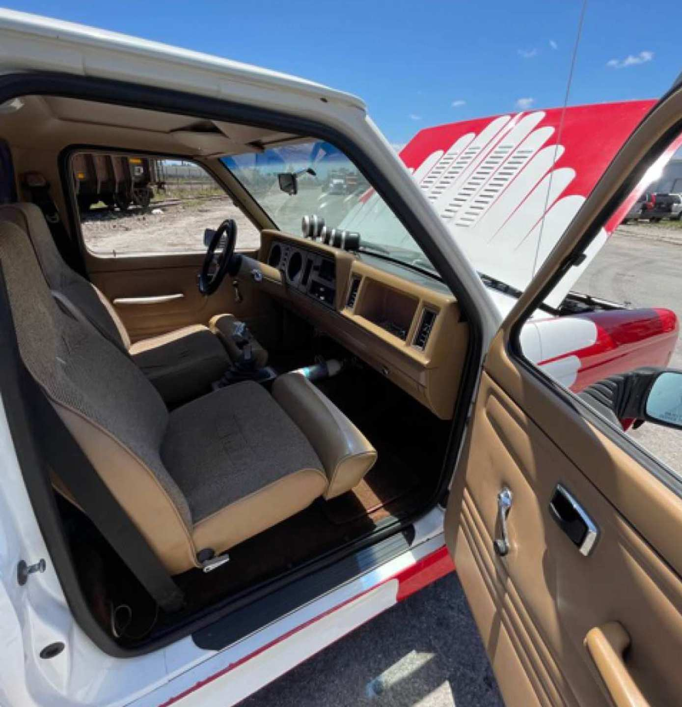 15th Image of a 1984 FORD RANGER