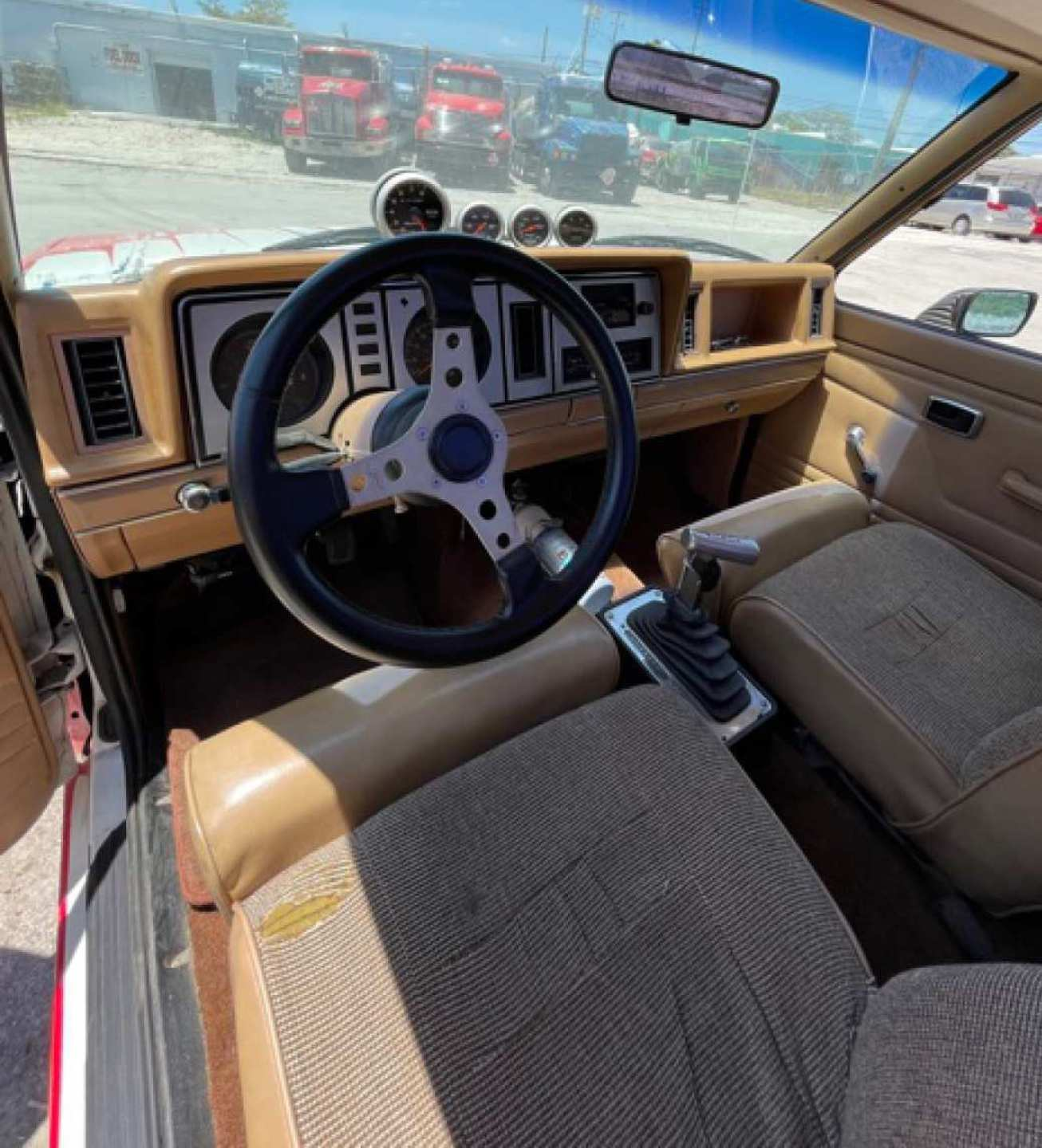 17th Image of a 1984 FORD RANGER