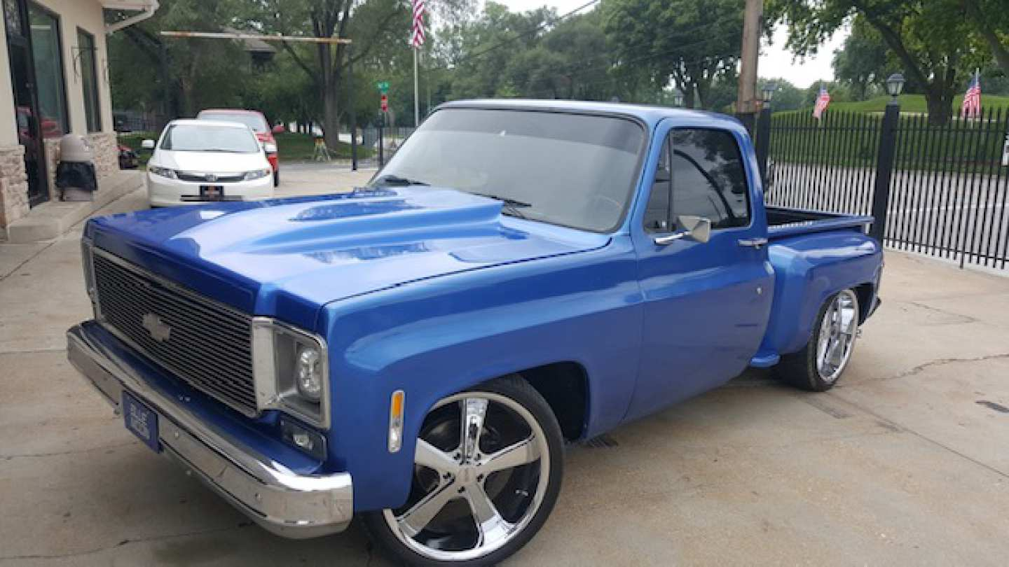 5th Image of a 1974 CHEVROLET CUSTOM