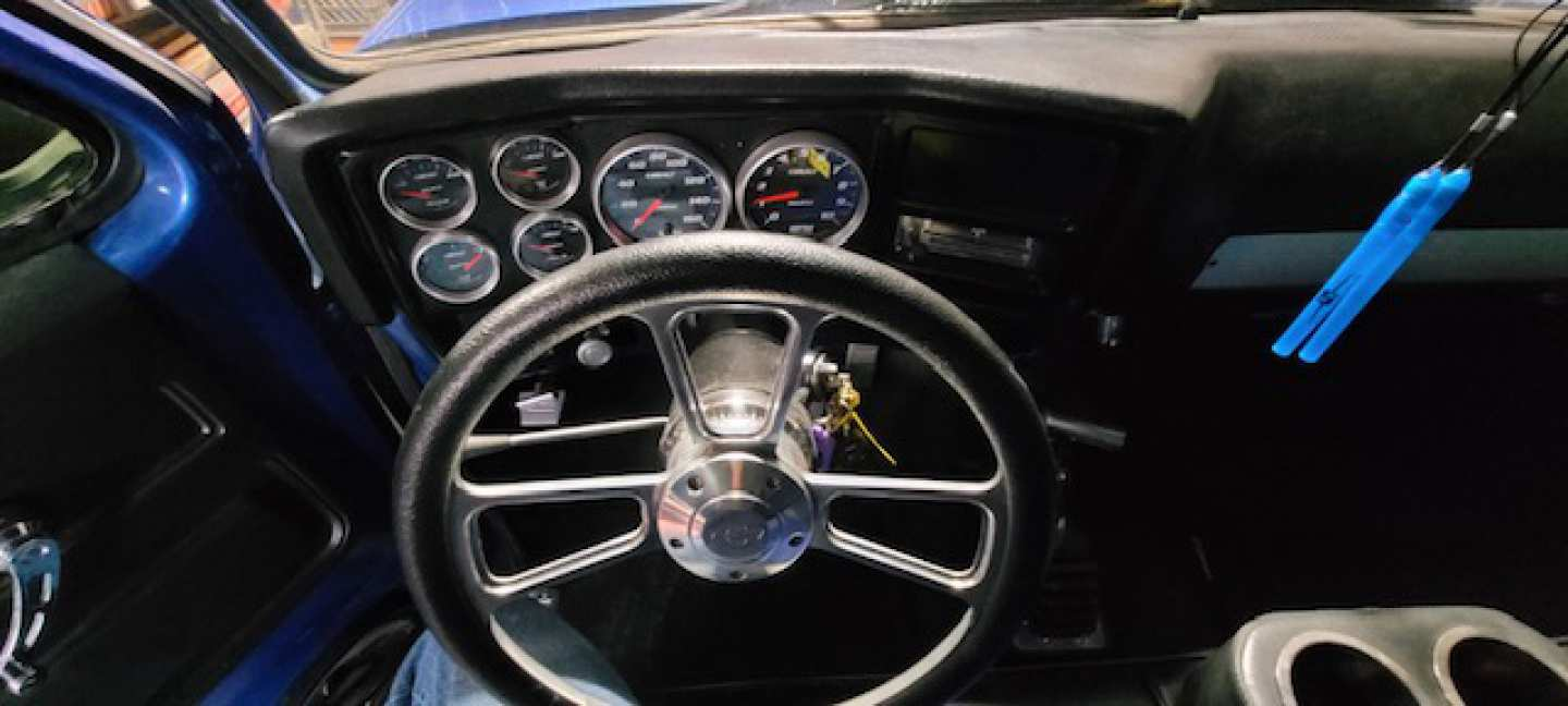 7th Image of a 1974 CHEVROLET CUSTOM