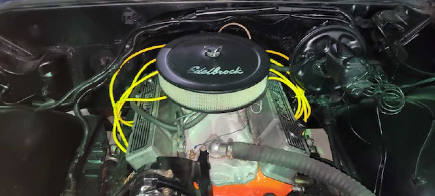 10th Image of a 1974 CHEVROLET CUSTOM