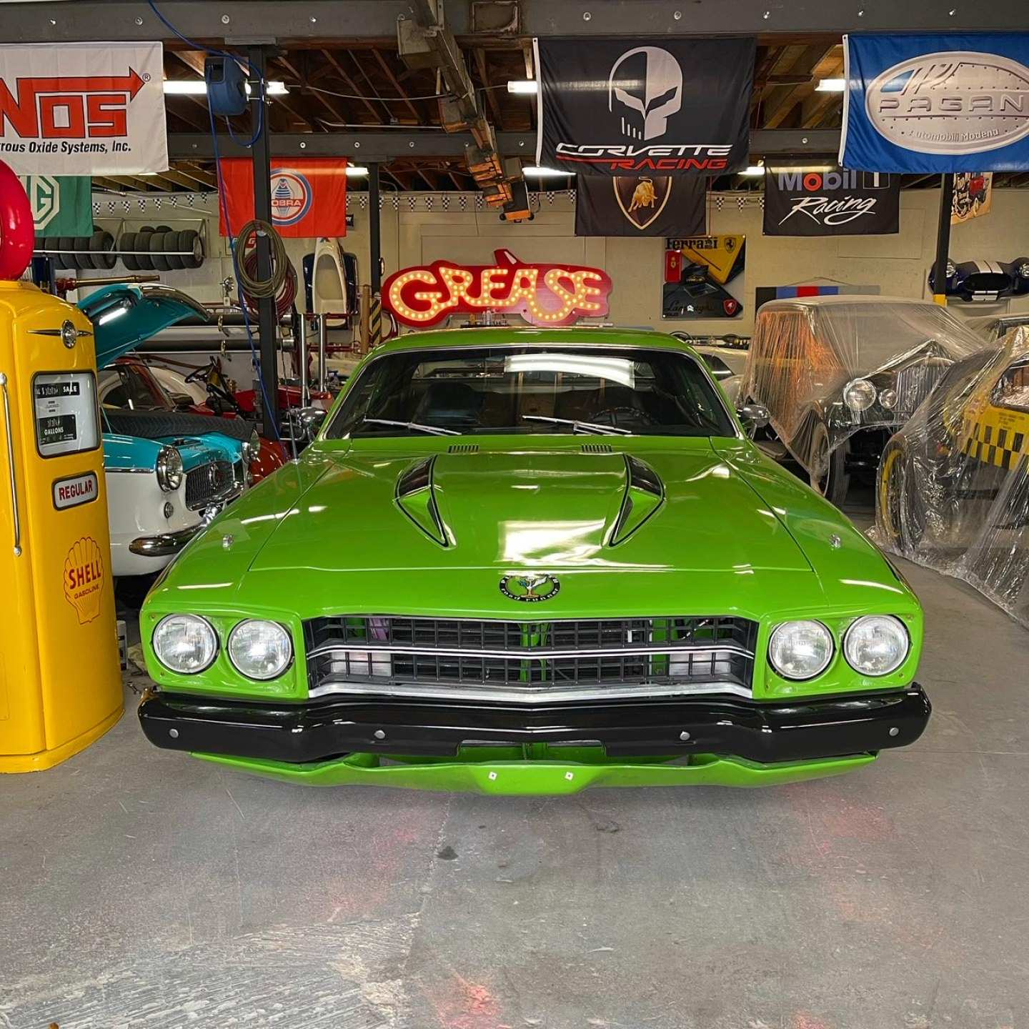 4th Image of a 1973 PLYMOUTH ROADRUNNER