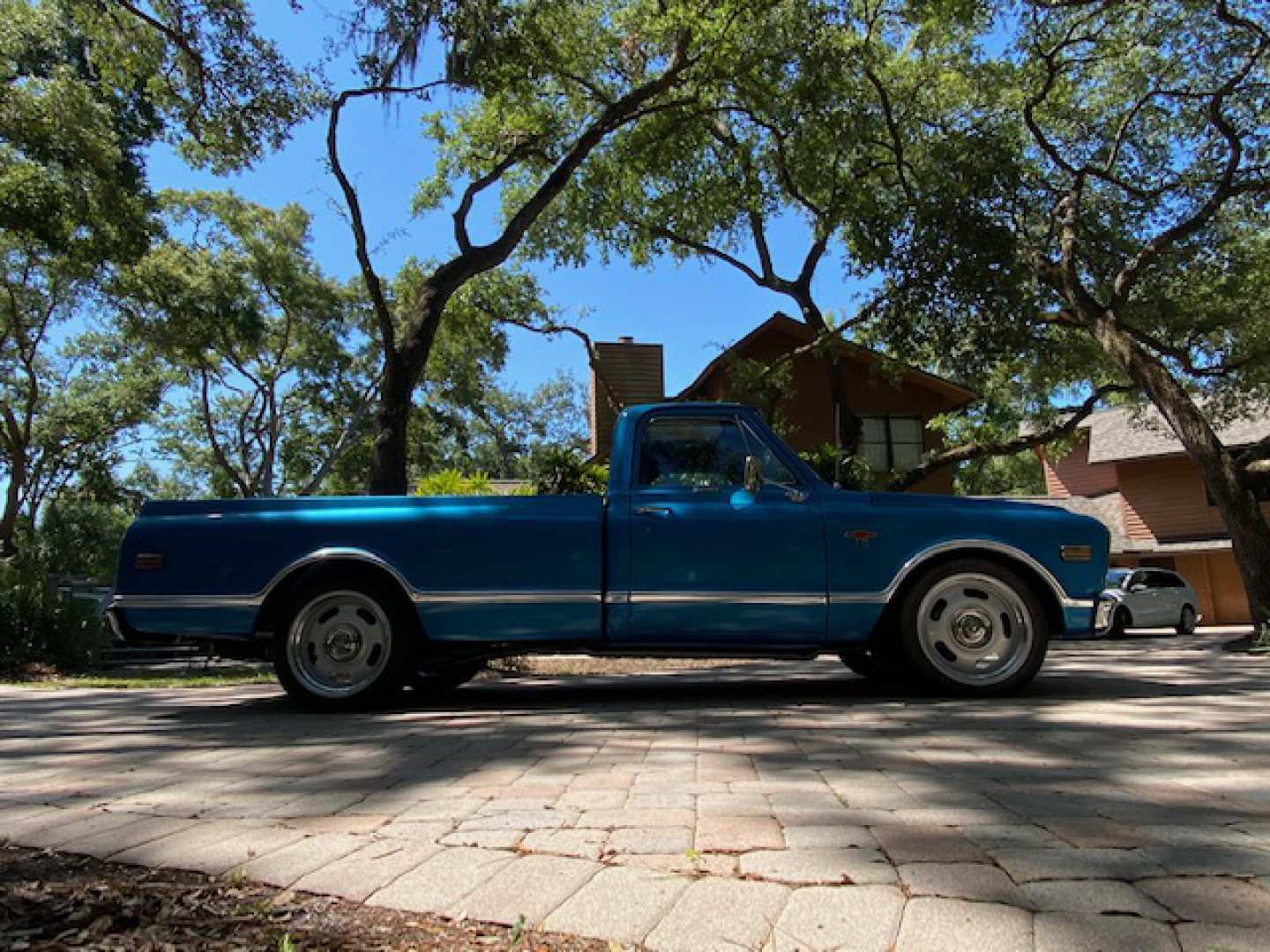 5th Image of a 1968 CHEVROLET C10