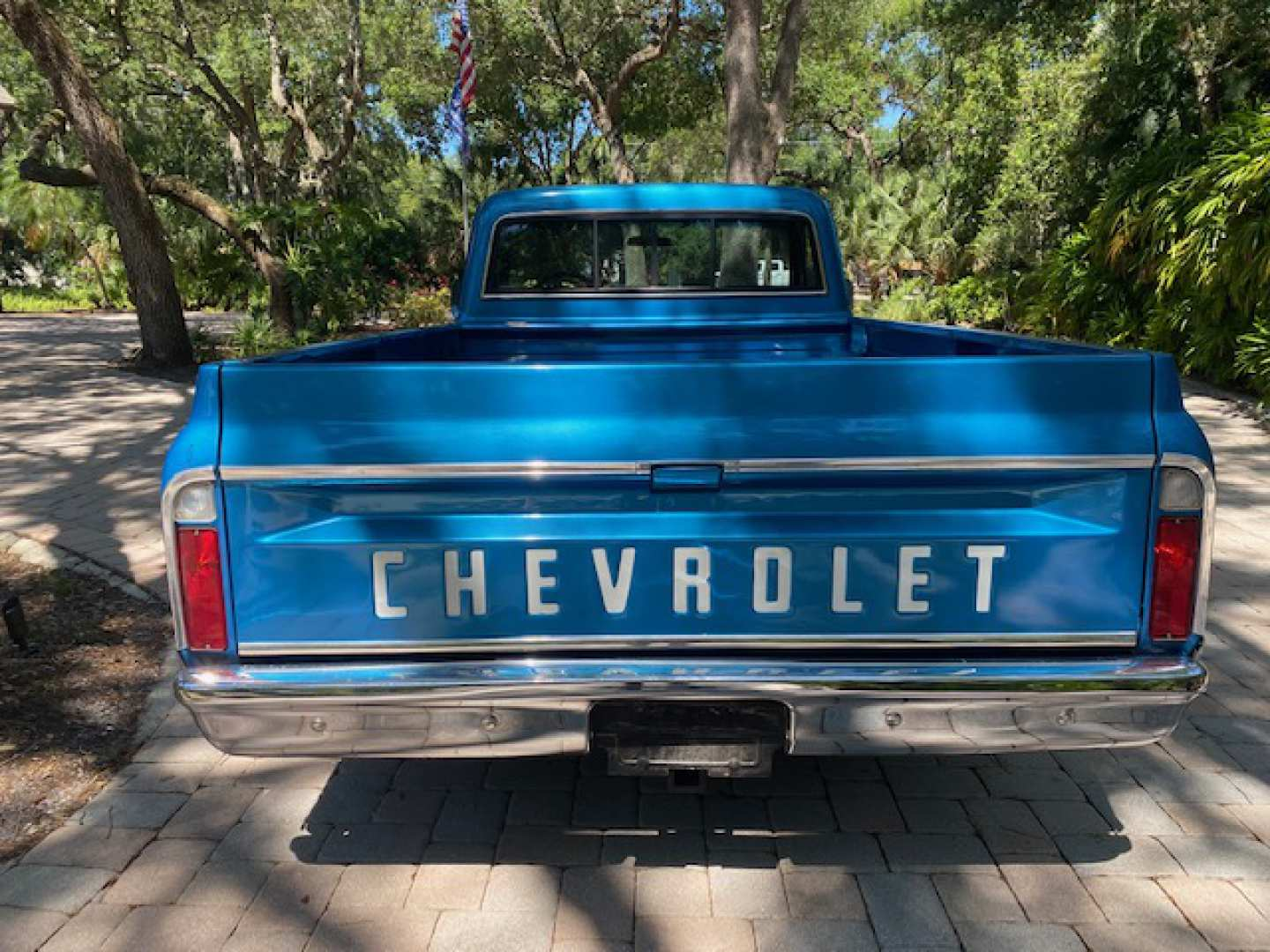 9th Image of a 1968 CHEVROLET C10