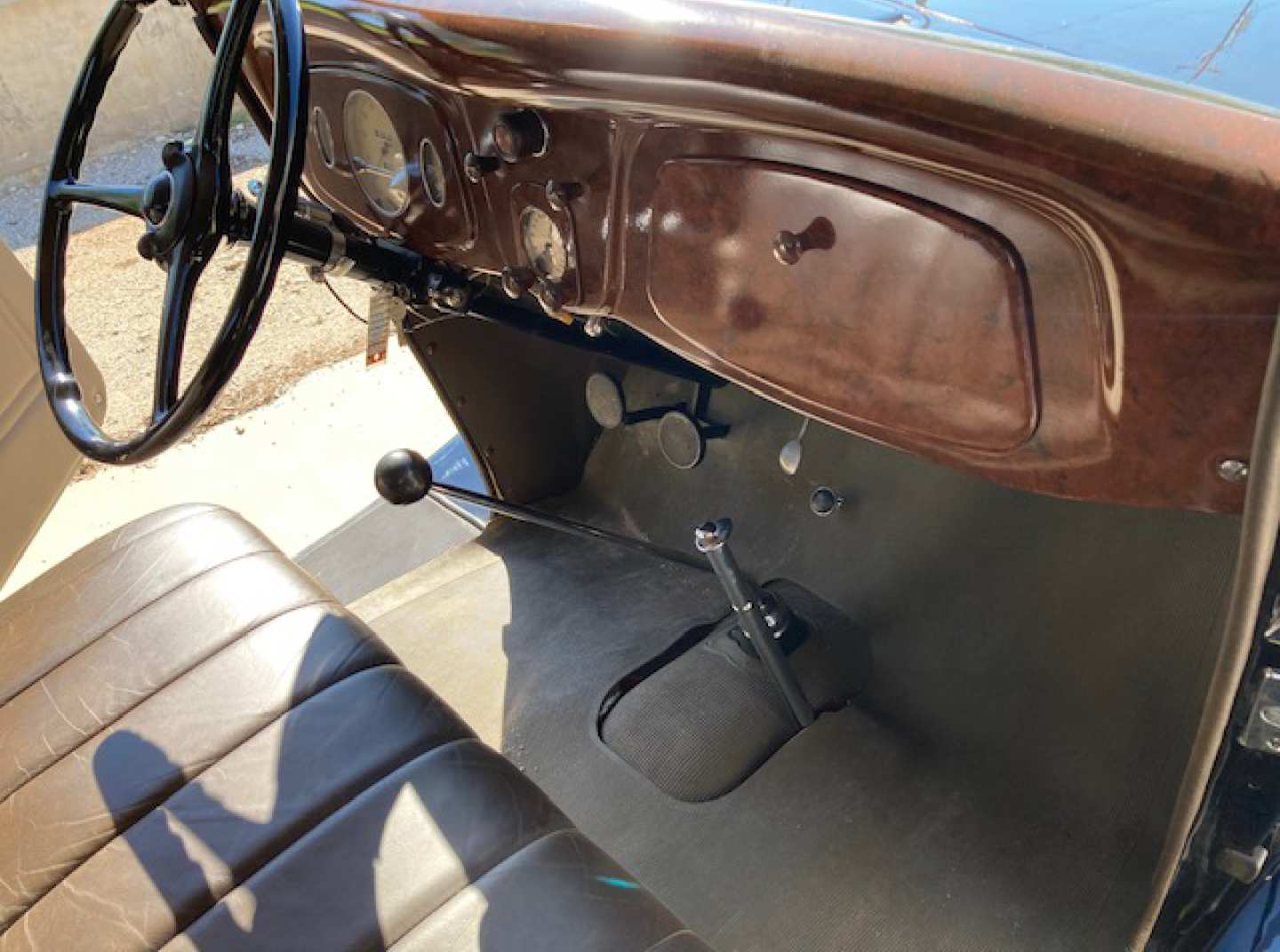 6th Image of a 1934 FORD CABRIOLET