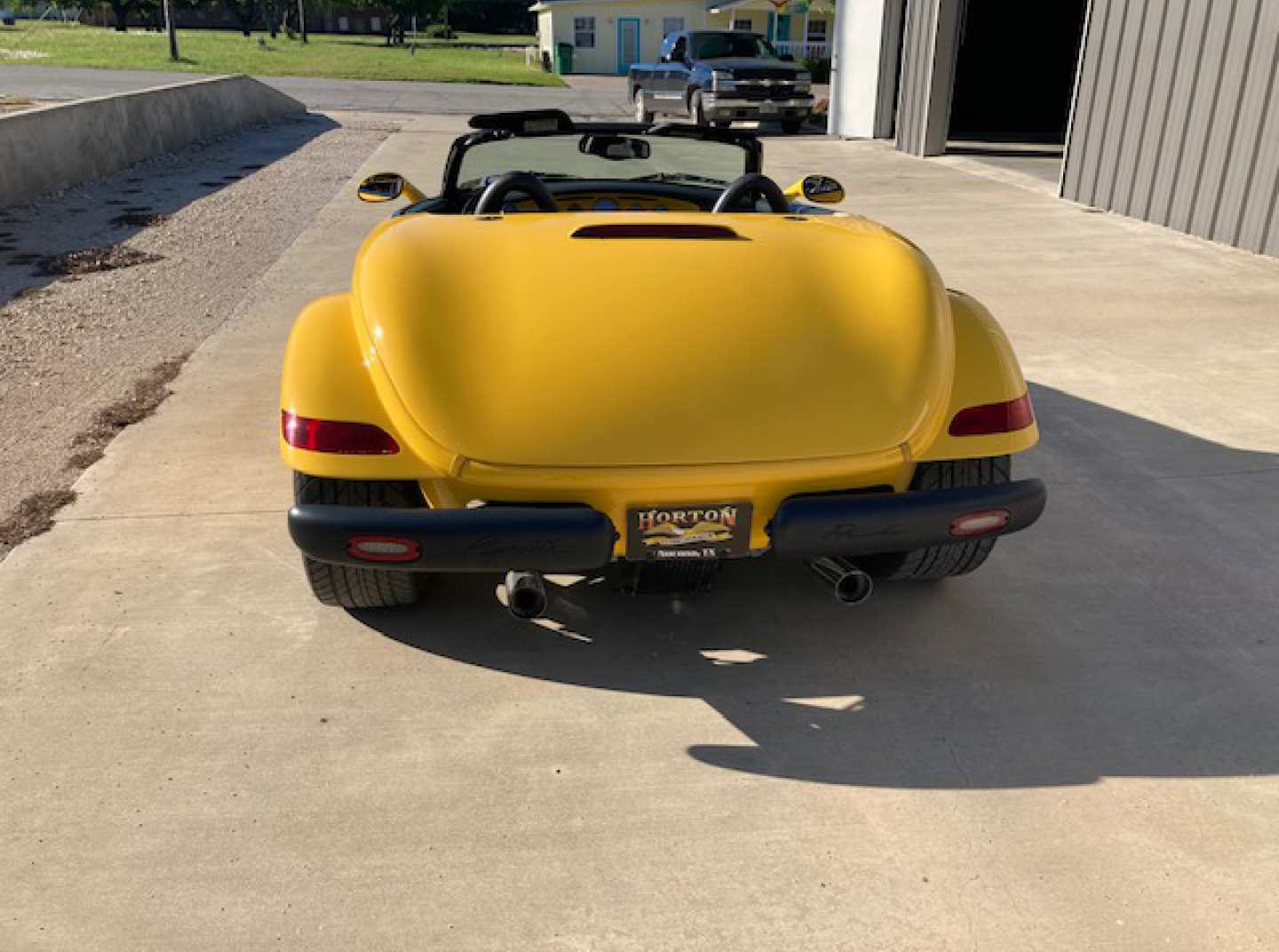 2nd Image of a 2000 PLYMOUTH PROWLER