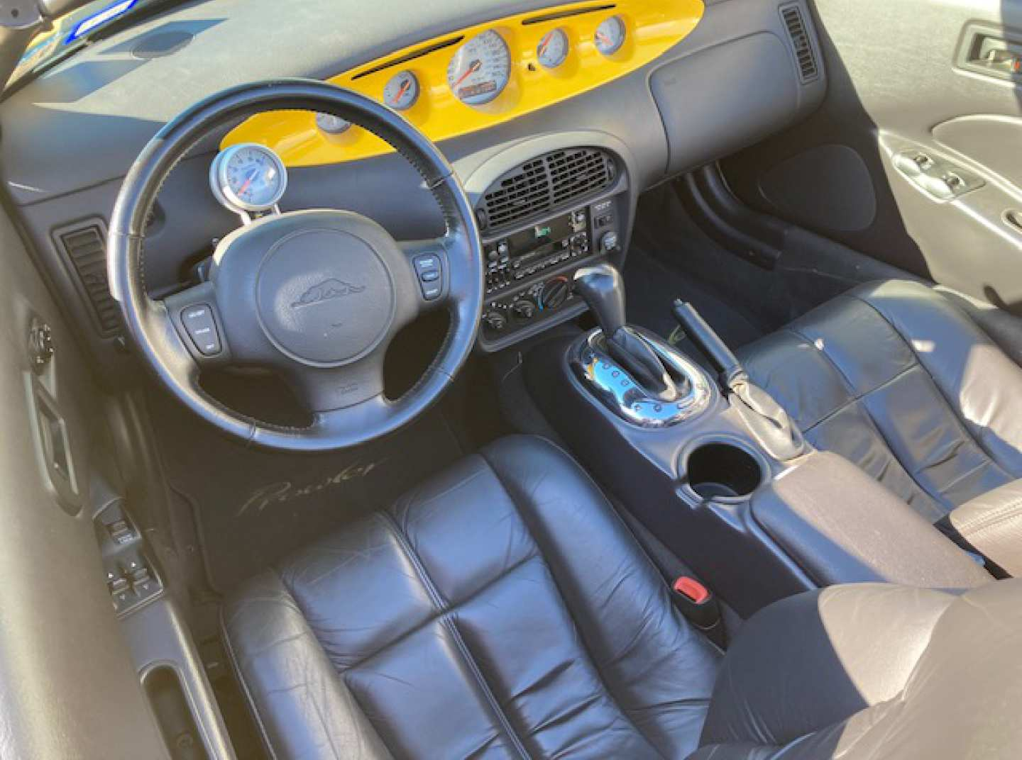 6th Image of a 2000 PLYMOUTH PROWLER