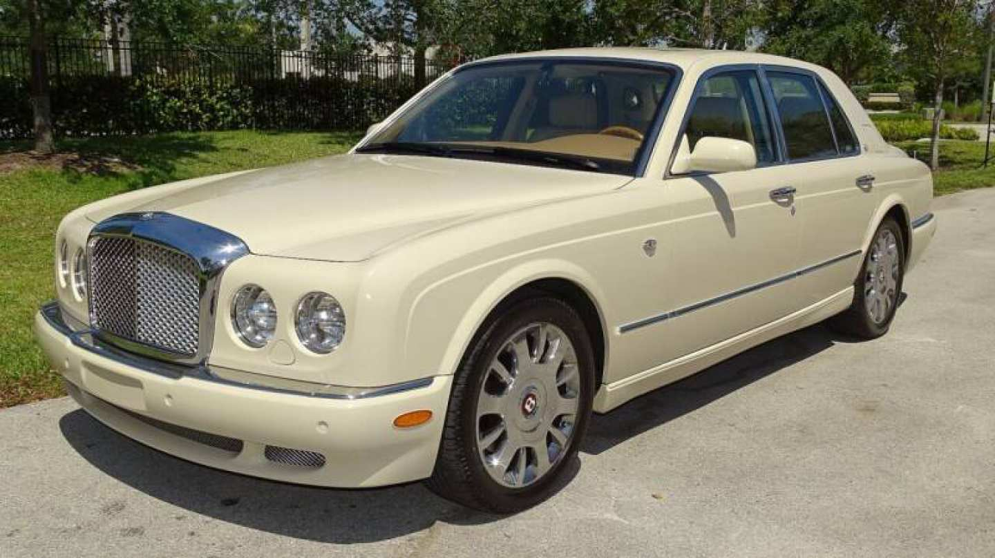 2nd Image of a 2006 BENTLEY ARNAGE R