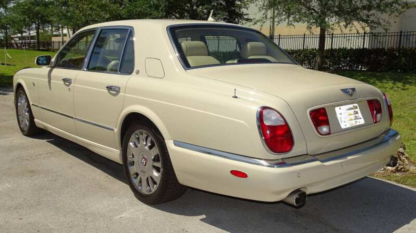 3rd Image of a 2006 BENTLEY ARNAGE R