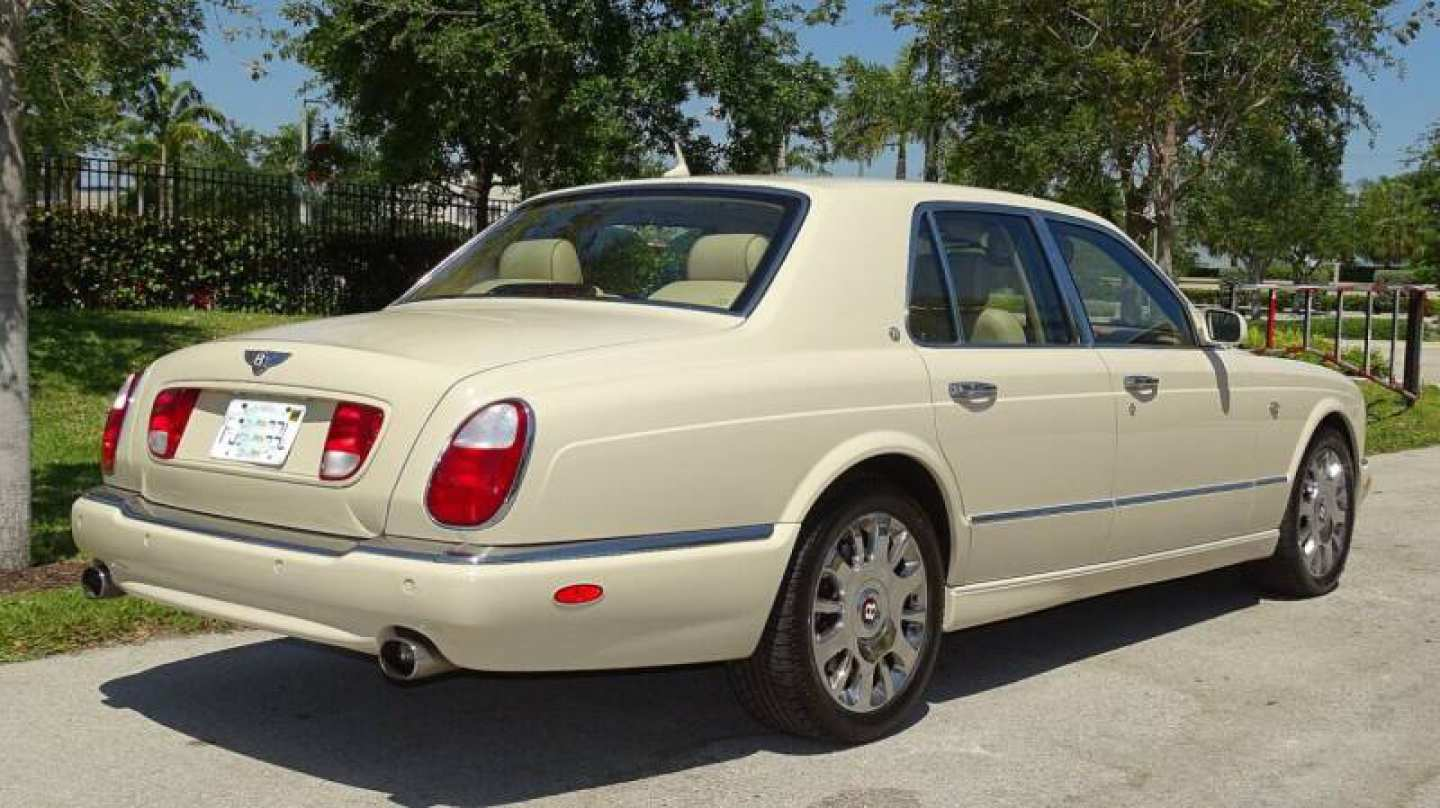 4th Image of a 2006 BENTLEY ARNAGE R