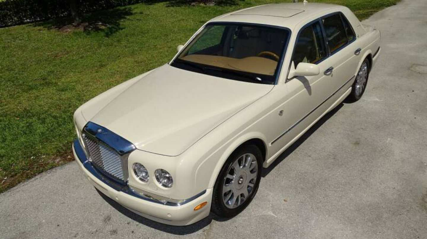 5th Image of a 2006 BENTLEY ARNAGE R
