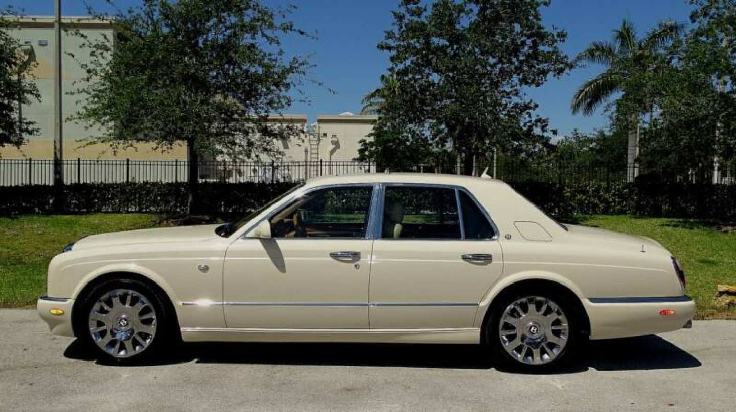 6th Image of a 2006 BENTLEY ARNAGE R