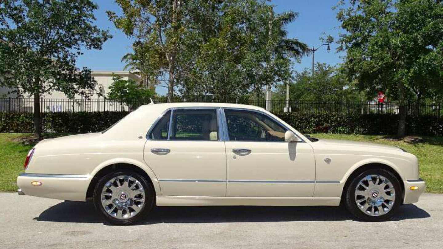 7th Image of a 2006 BENTLEY ARNAGE R