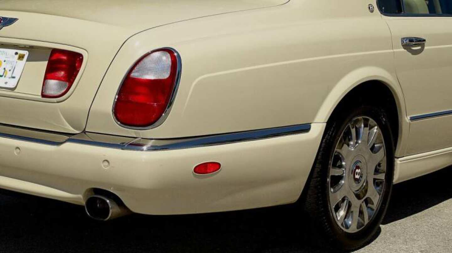 8th Image of a 2006 BENTLEY ARNAGE R