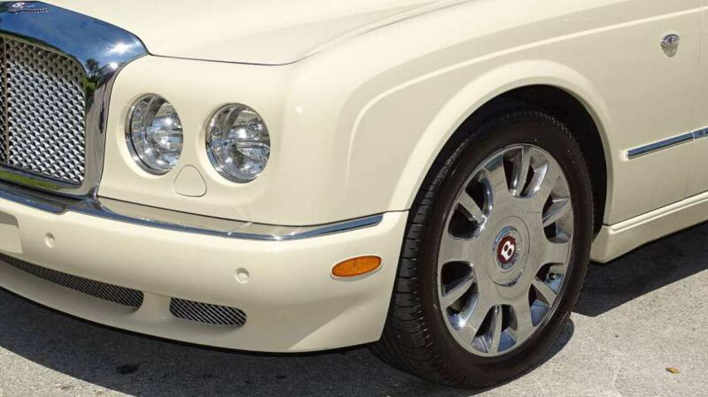 10th Image of a 2006 BENTLEY ARNAGE R
