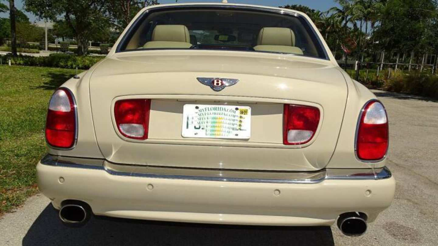 11th Image of a 2006 BENTLEY ARNAGE R