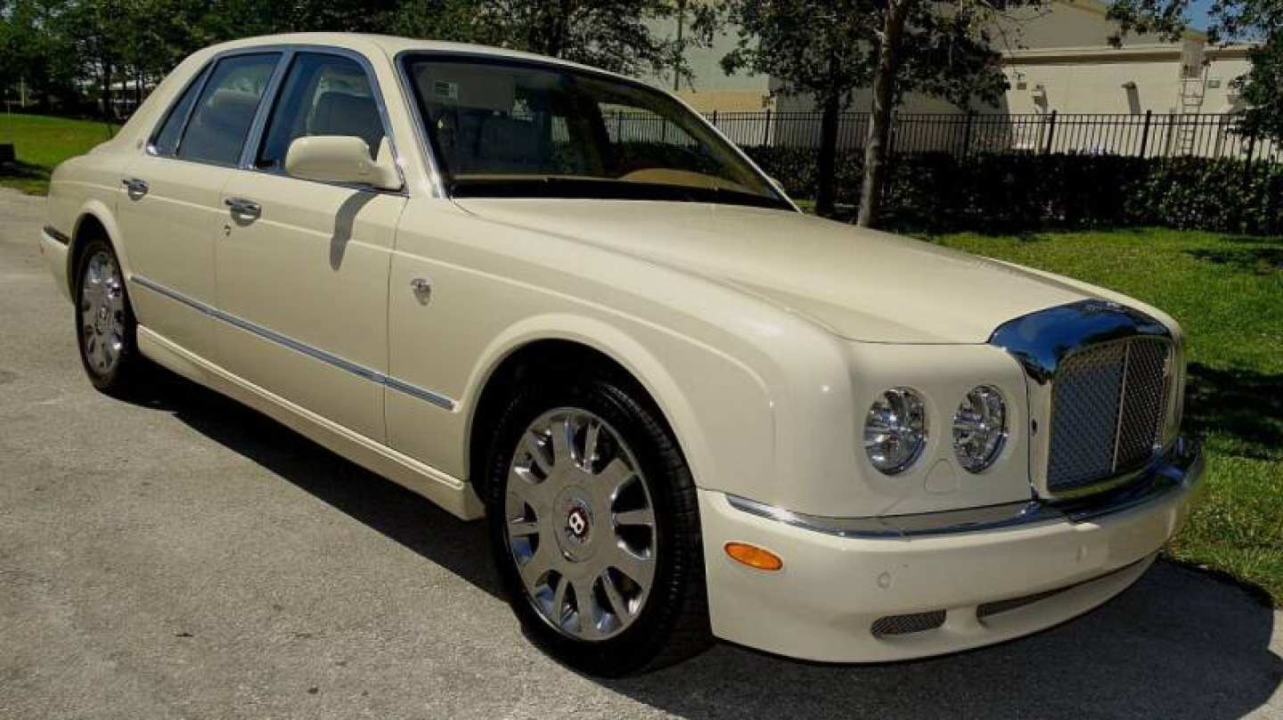 14th Image of a 2006 BENTLEY ARNAGE R