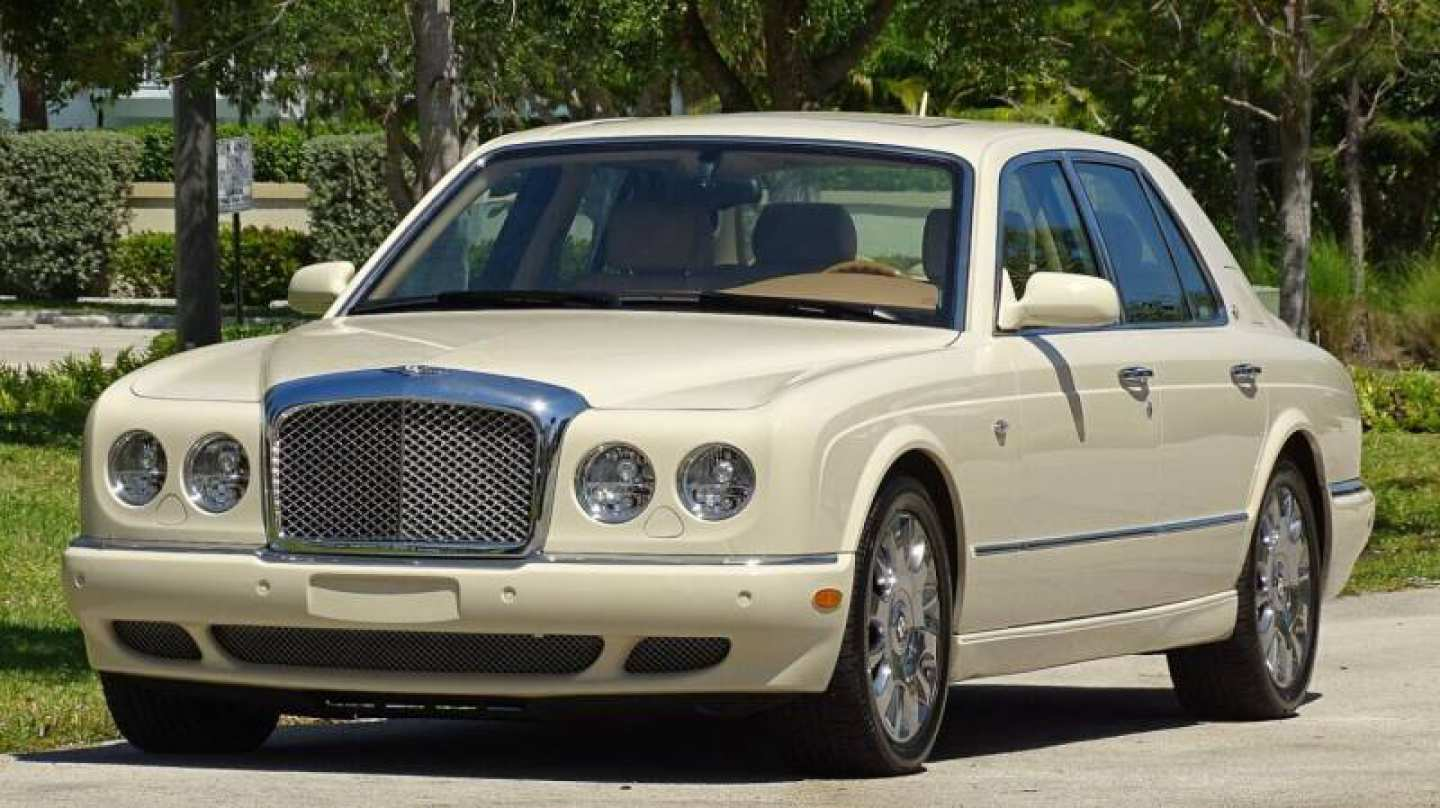 15th Image of a 2006 BENTLEY ARNAGE R
