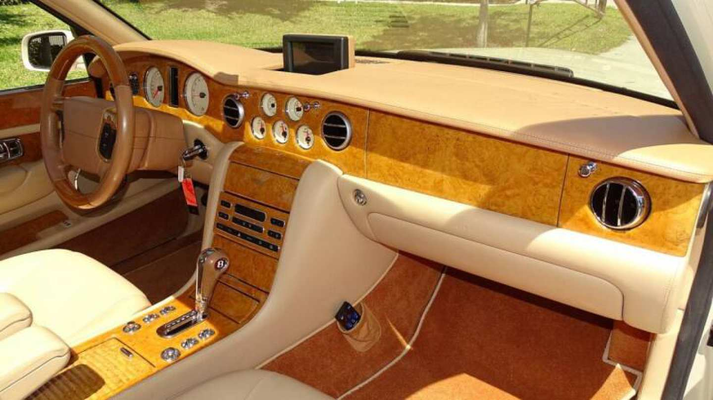 32nd Image of a 2006 BENTLEY ARNAGE R