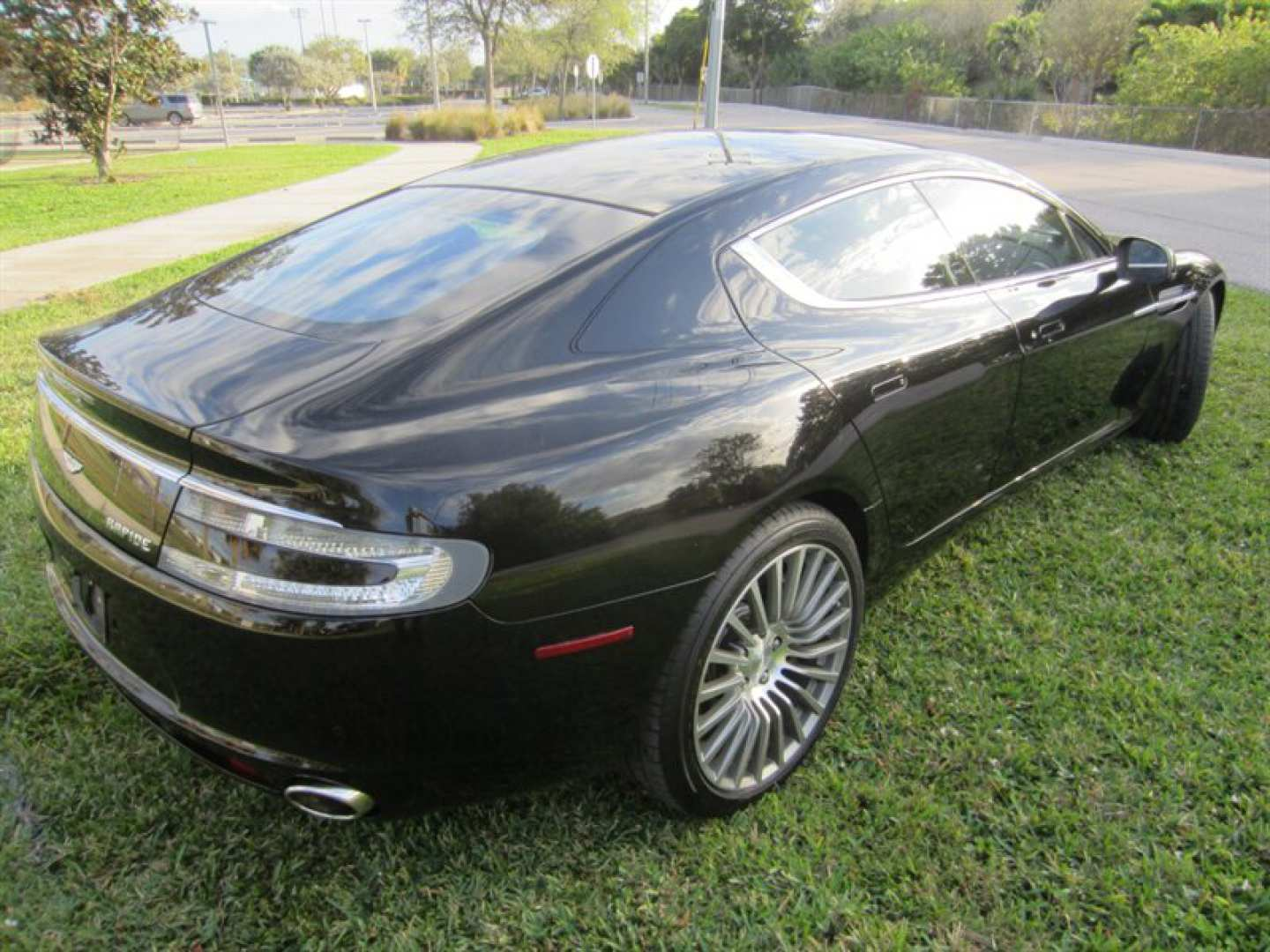 2nd Image of a 2011 ASTON MARTIN RAPIDE