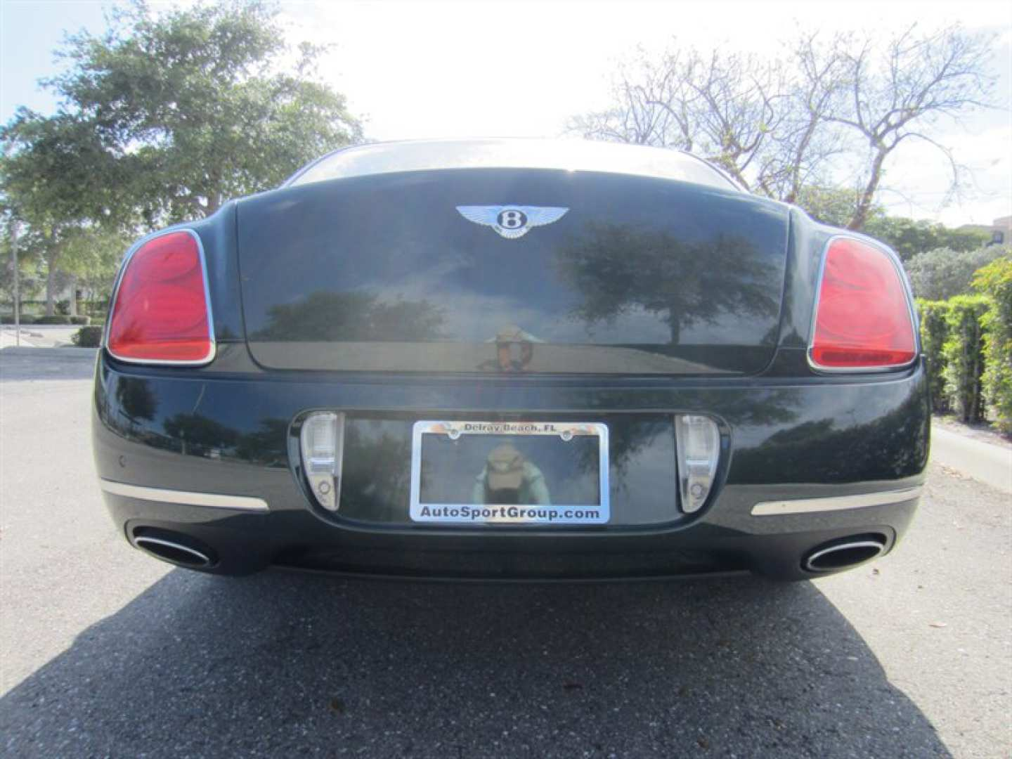 6th Image of a 2009 BENTLEY CONTINENTAL FLYING SPUR
