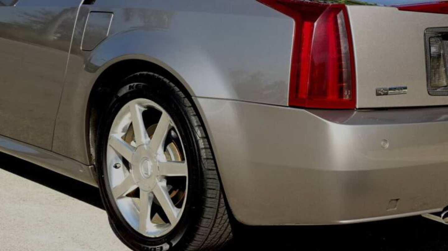 9th Image of a 2004 CADILLAC XLR ROADSTER