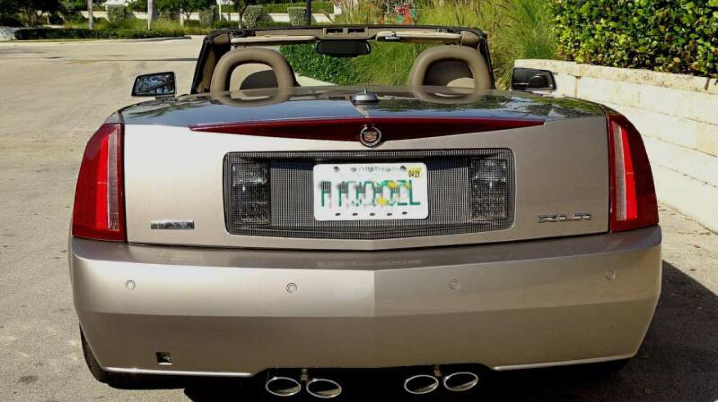 11th Image of a 2004 CADILLAC XLR ROADSTER