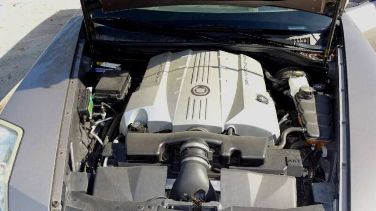 48th Image of a 2004 CADILLAC XLR ROADSTER