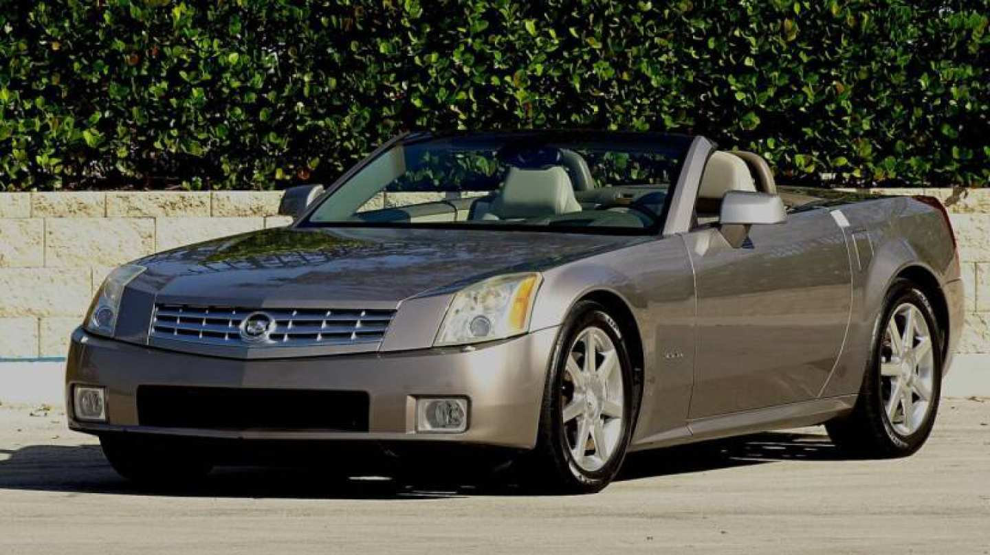 51st Image of a 2004 CADILLAC XLR ROADSTER