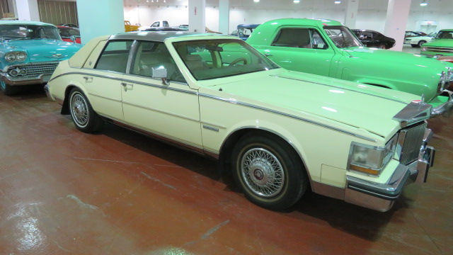 3rd Image of a 1983 CADILLAC SEVILLE