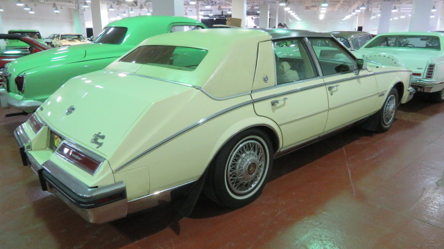 13th Image of a 1983 CADILLAC SEVILLE
