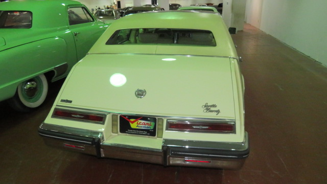 14th Image of a 1983 CADILLAC SEVILLE