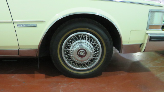 15th Image of a 1983 CADILLAC SEVILLE