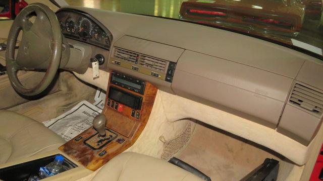 7th Image of a 1999 MERCEDES-BENZ SL500