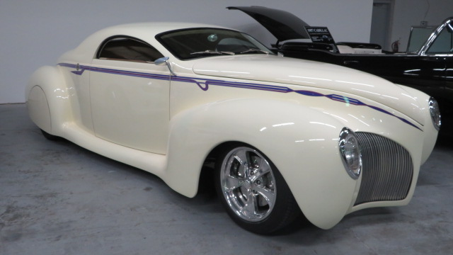 2nd Image of a 1939 LINCOLN ZEPHYR