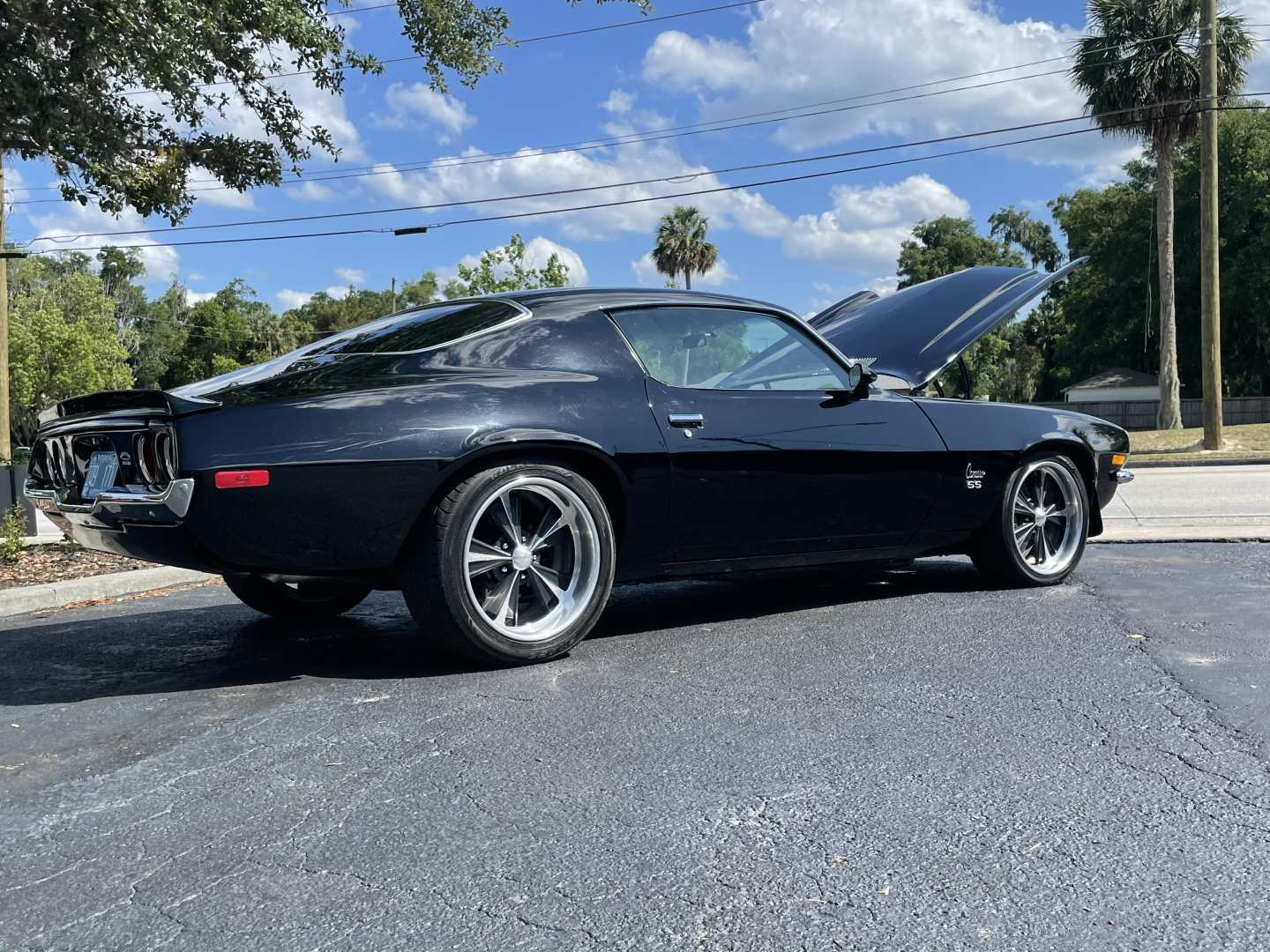 4th Image of a 1971 CHEVROLET CAMARO SS
