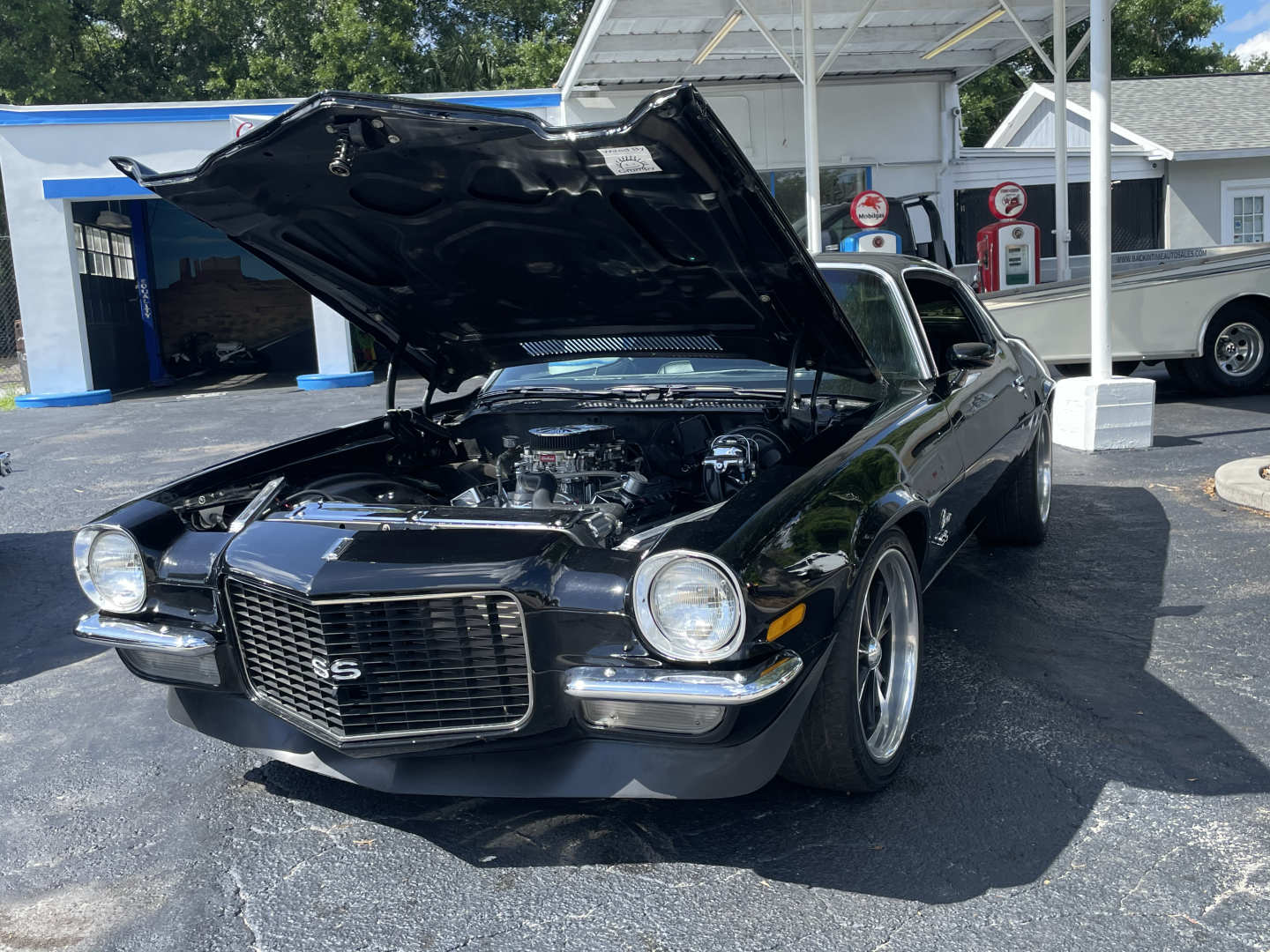 6th Image of a 1971 CHEVROLET CAMARO SS