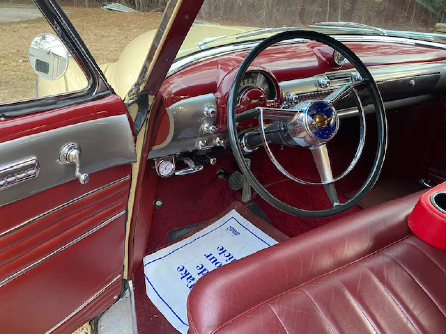 2nd Image of a 1950 OLDSMOBILE 98