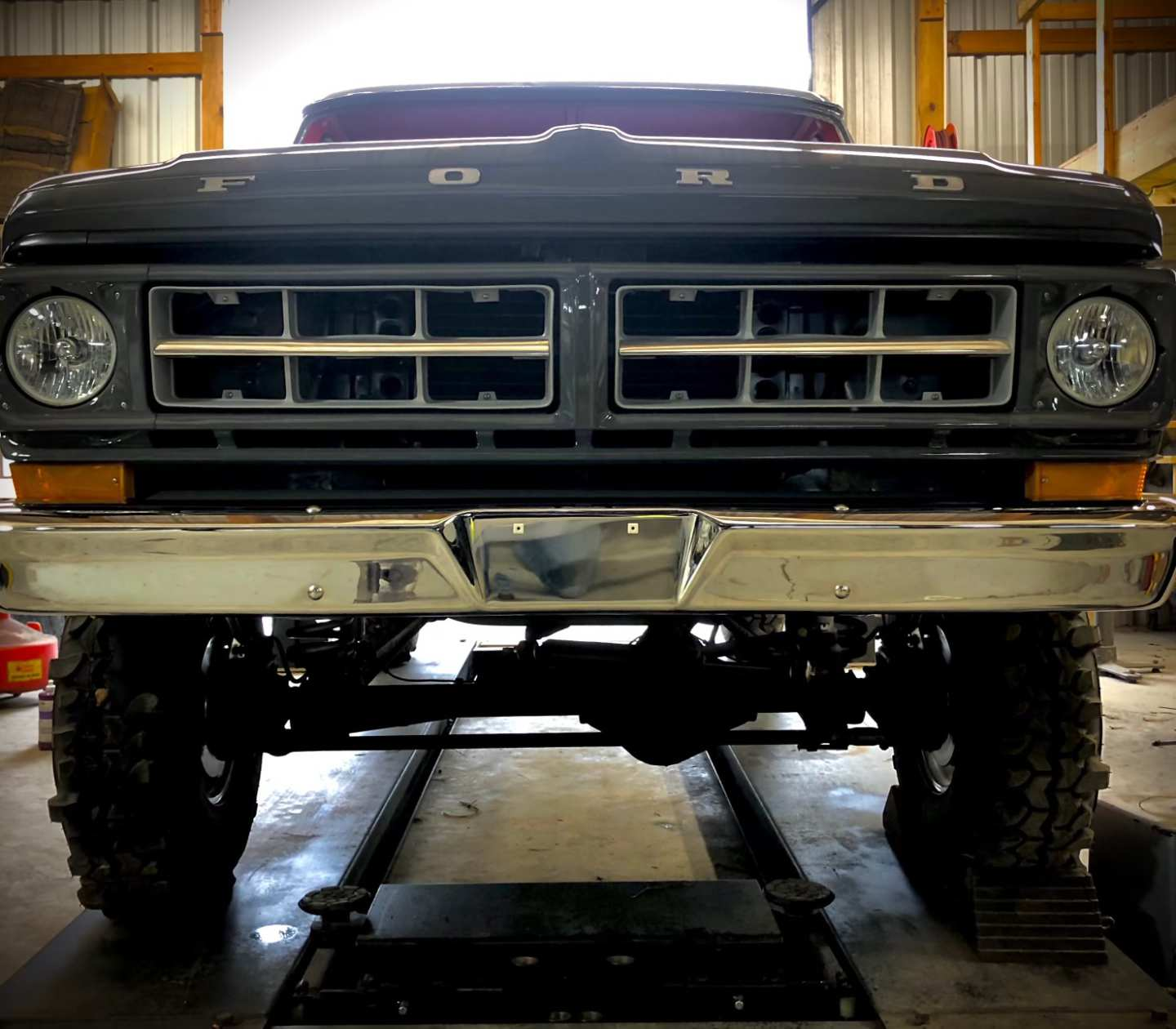 16th Image of a 1971 FORD F100
