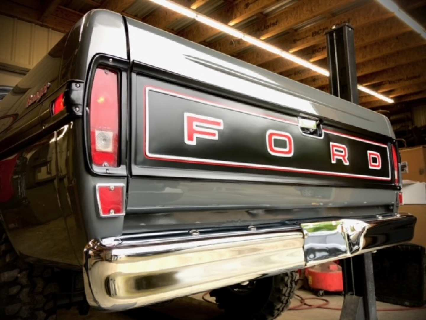 18th Image of a 1971 FORD F100