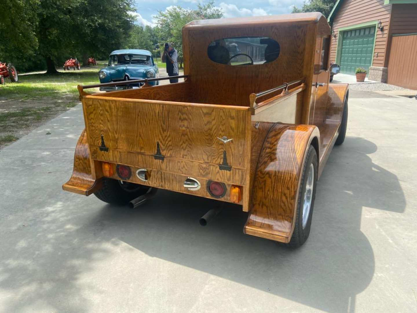 3rd Image of a 1934 CHEVROLET TNV