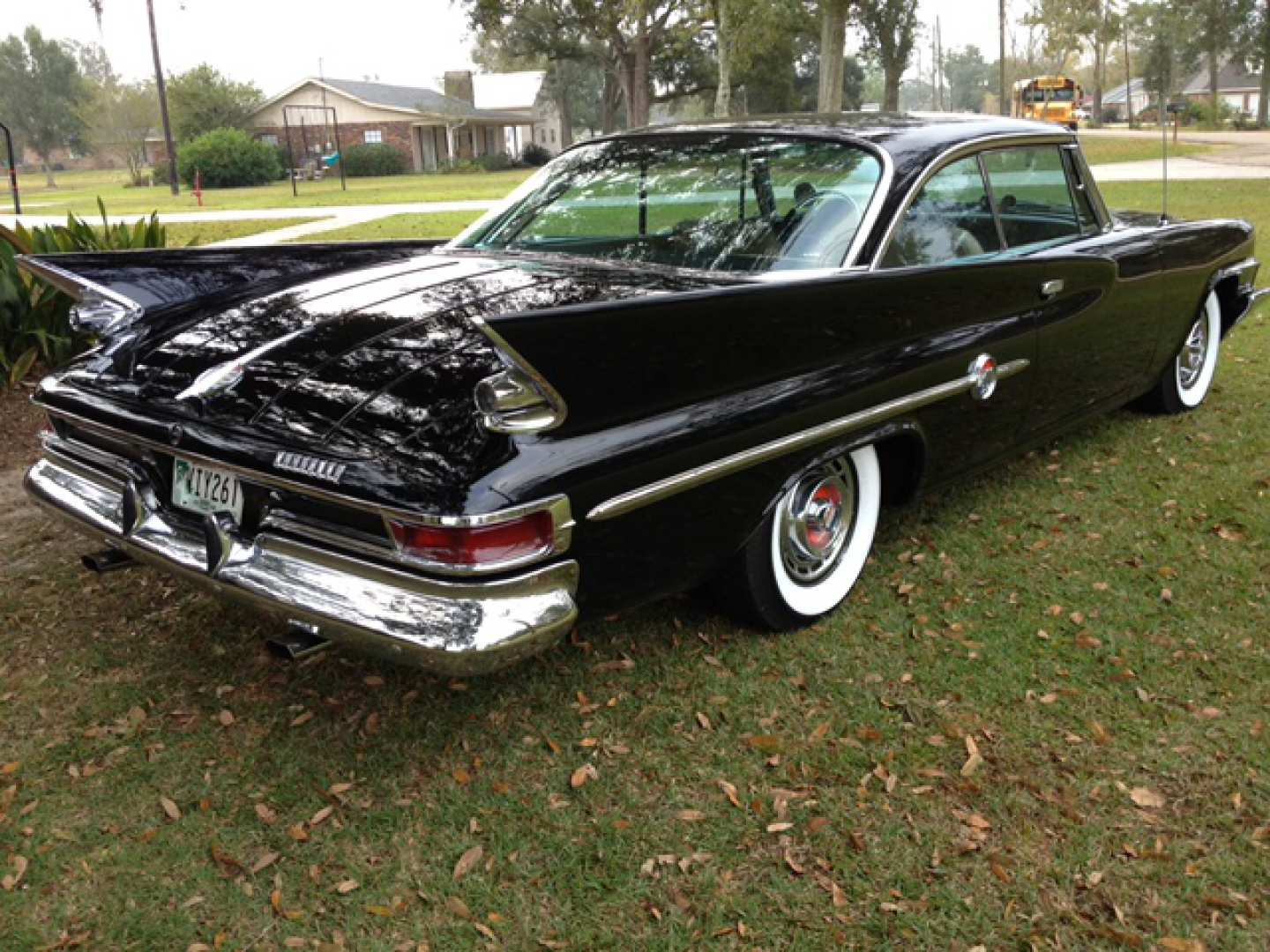 2nd Image of a 1961 CHRYSLER 300G