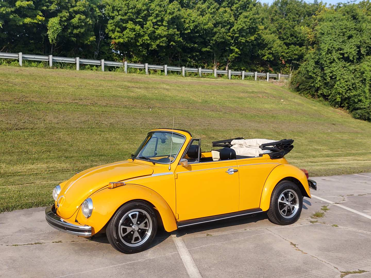 4th Image of a 1978 VOLKSWAGEN BEETLE KARMANN EDT