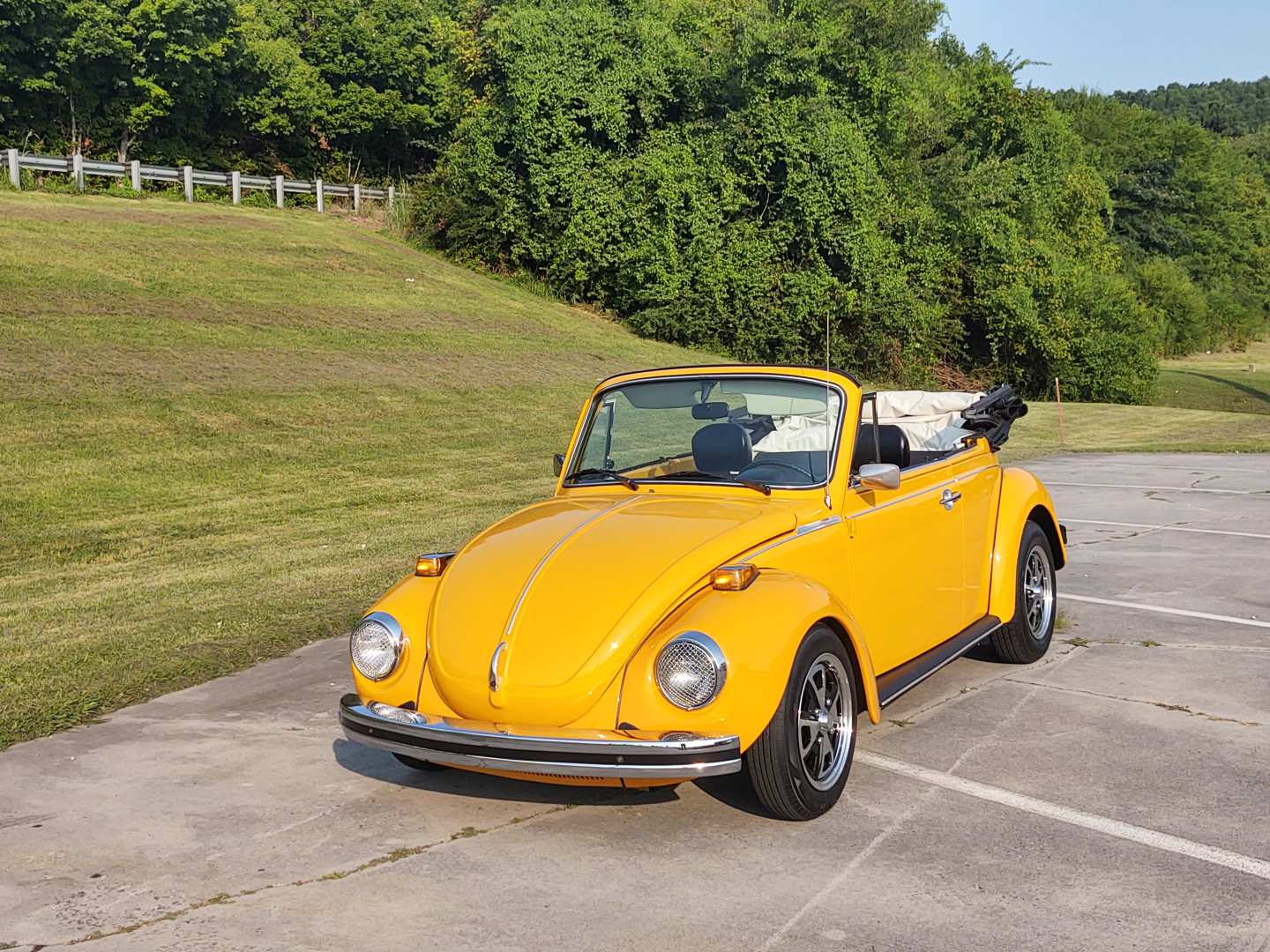 5th Image of a 1978 VOLKSWAGEN BEETLE KARMANN EDT