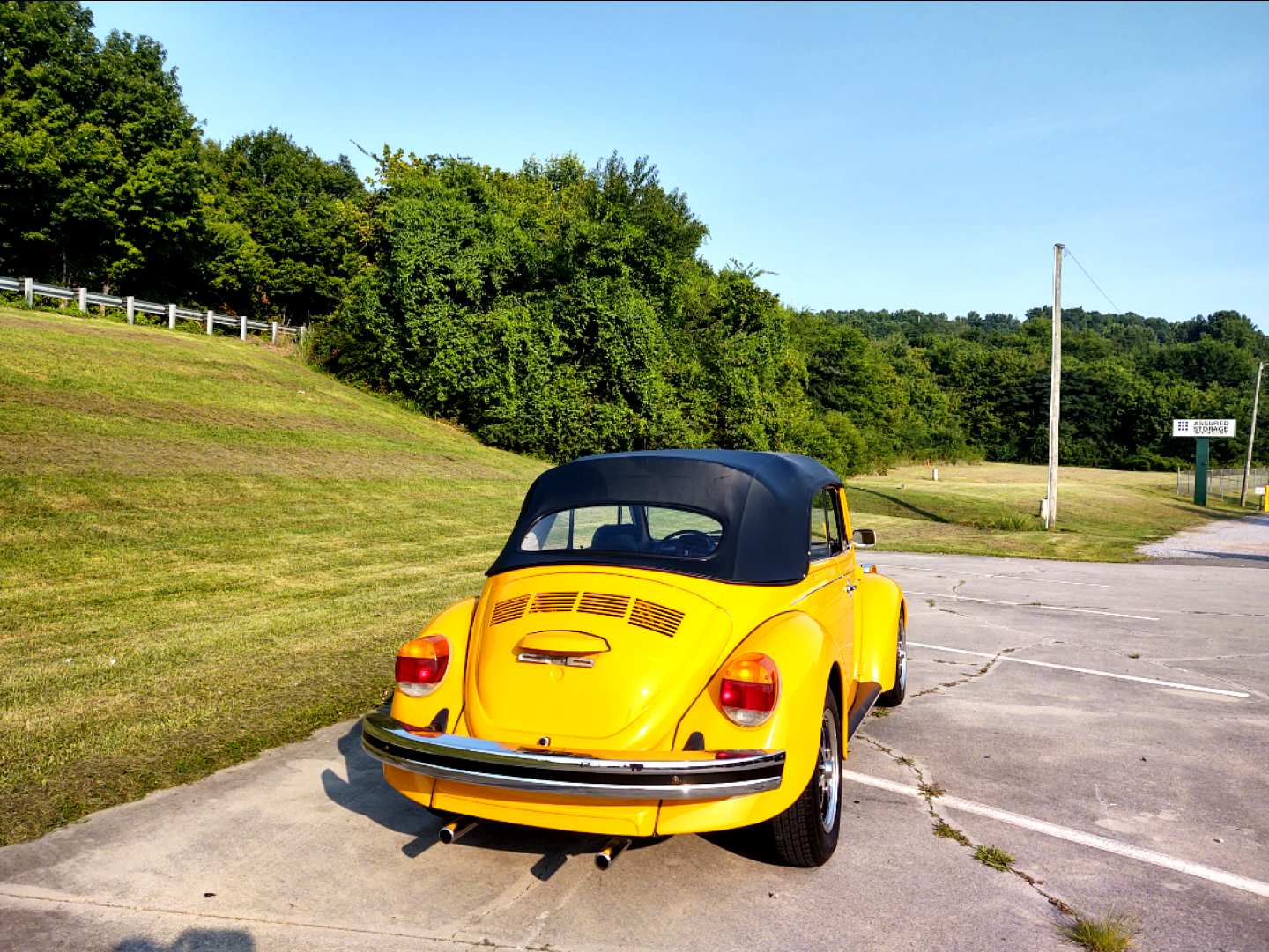 6th Image of a 1978 VOLKSWAGEN BEETLE KARMANN EDT