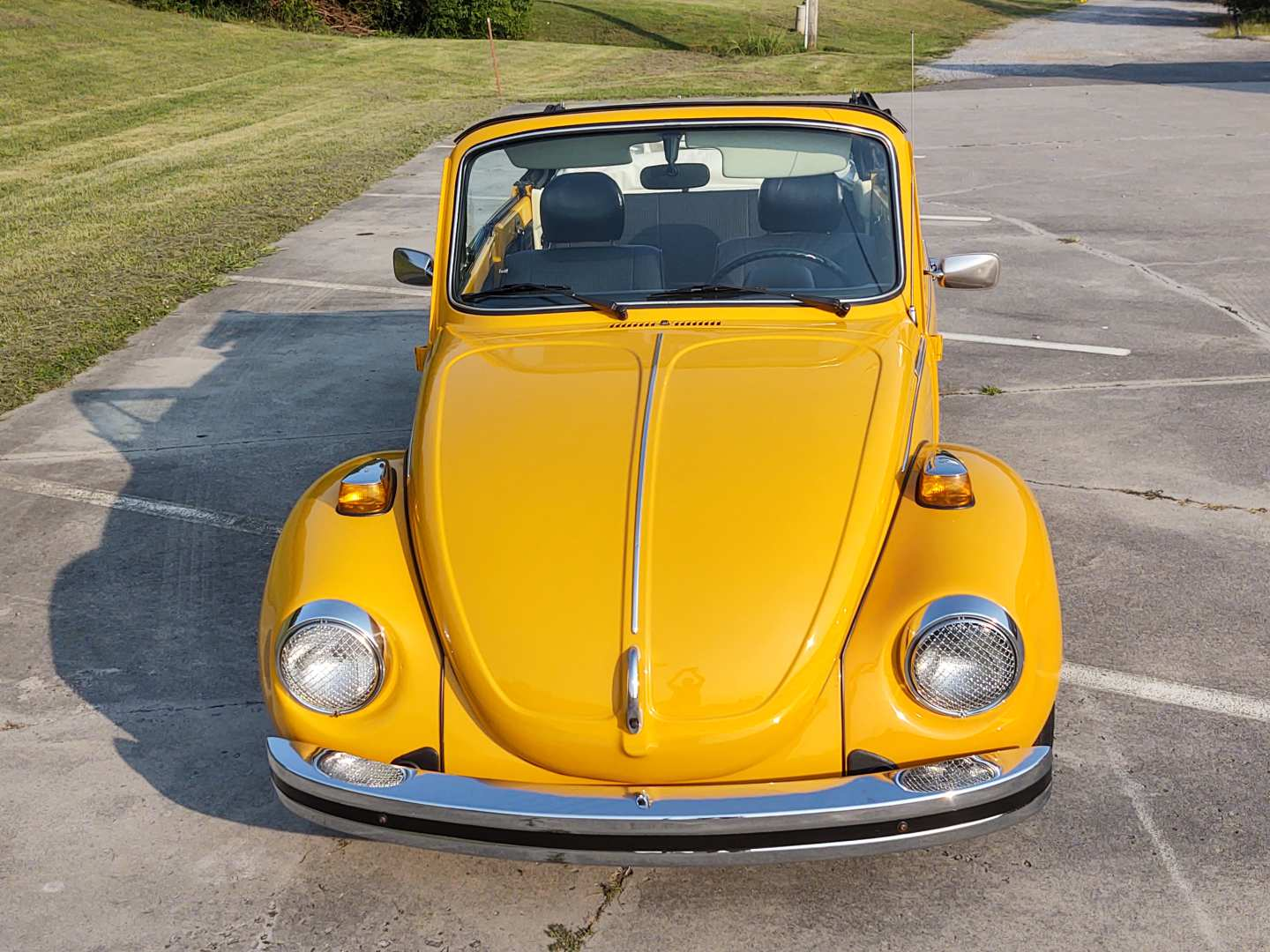 7th Image of a 1978 VOLKSWAGEN BEETLE KARMANN EDT