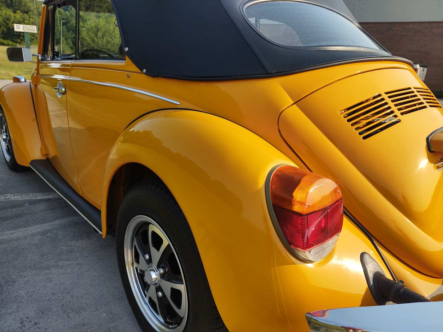 8th Image of a 1978 VOLKSWAGEN BEETLE KARMANN EDT