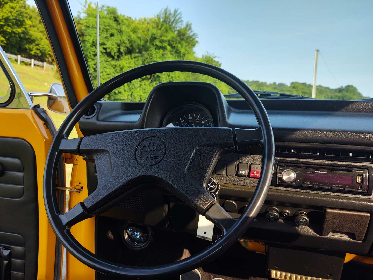 14th Image of a 1978 VOLKSWAGEN BEETLE KARMANN EDT